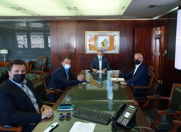 Συνάντηση της Π.Ο.ΑΣ.Υ. με τον Υπουργό Προστασίας του Πολίτη